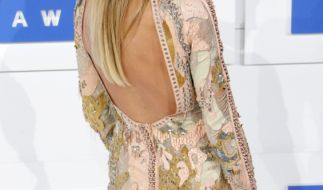 """Ständig auf Achse: Hier ist Heidi Klum bei den """"MTV Video Music Awards 2016"""". (Foto)"""