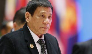 Rodrigo Duterte ist Abu Sayyaf ein ganz besonderer Dorn im Auge. (Foto)
