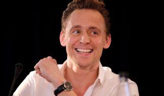 """Tom Hiddleston bei einer Pressekonferenz zu seinem neuen Film """"Kong: Skull Island"""". (Foto)"""