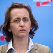 Linker Aktivist legt AfD-Politikerin Beatrix von Storch herein (Foto)