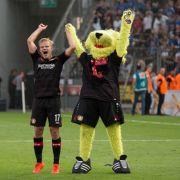 Bayer Leverkusen verspielt das 2:0 gegen Moskau (Foto)