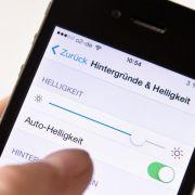 Mit DIESER Smartphone-Einstellung RICHTIG Strom sparen! (Foto)