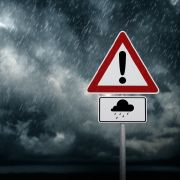 In diesen Regionen gilt akute Unwetterwarnung (Foto)