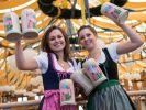 Jedes Jahr begrüßt das Oktoberfest tausende Besucher aus aller Welt. (Foto)