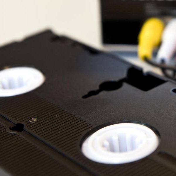 So überspielen Sie Ihre Videokassetten (Foto)