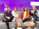 Raúl Richter, Sophie Hermann, Ireen Sheer und Mirjam Weichselbraun wollen Promi Shopping Queen werden. (Foto)