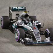 Rosberg übernimmt WM-Führung - Sieg im 200. Rennen! (Foto)
