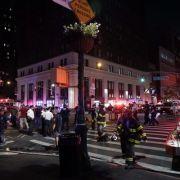 Terror-Angst nach Explosion in Manhattan (Foto)