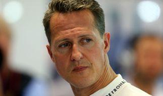 """Eine Falschmeldung über Michael Schumacher könnte für die """"Bunte"""" teuer werden. (Foto)"""