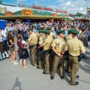 Die Polizei-Bilanz des 1. Wiesn-Wochenendes (Foto)