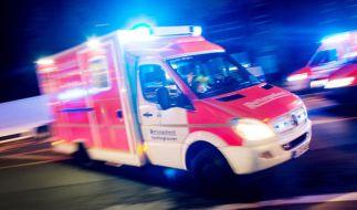 Ein Rettungssanitäter wurde in Gelsenkirchen Opfer einer Prügelattacke. (Foto)