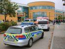 In Wolmirstedt stürmte ein Mann mit einem Messer ein Klassenzimmer. (Foto)