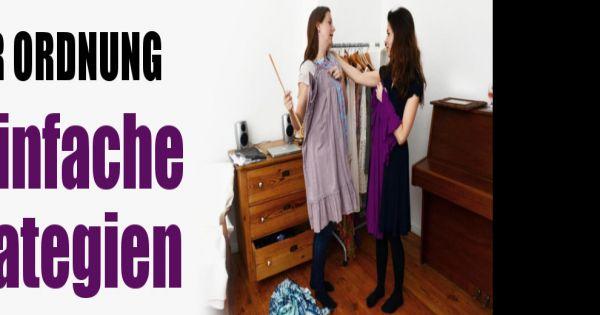 aufr umen leicht gemacht 9 strategien f r mehr ordnung im haushalt. Black Bedroom Furniture Sets. Home Design Ideas