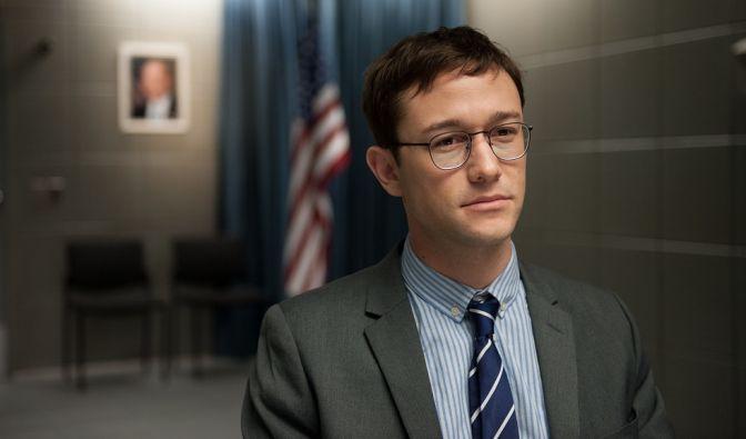 "Joseph Gordon-Levitt über ""Snowden"""