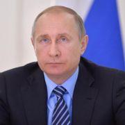 Jetzt bringt auch Putin sein Militär in Stellung (Foto)