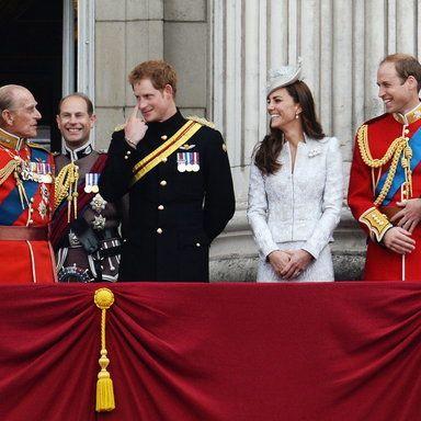 Britisches Königshaus.