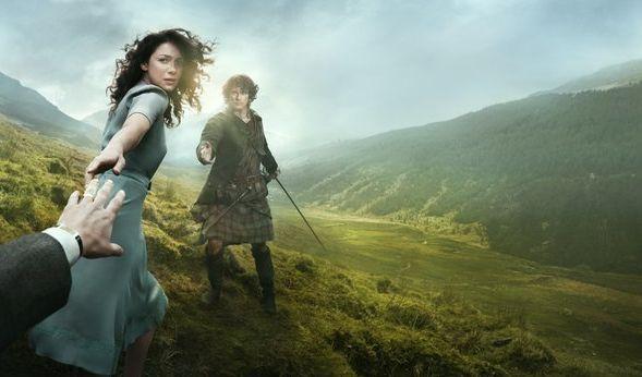 """""""Outlander""""-Vorlage von Diana Gabaldon"""