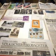 Mit dieser Nazi-Kapsel ist eine Zeitreise möglich (Foto)