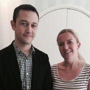 news.de-Redakteurin Susett Queisert-Wittke traf Joseph Gordon-Levitt zum Interview in München.