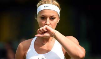 Sabine Lisicki will sich in der Weltrangliste wieder nach vorne kämpfen. (Foto)