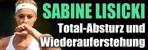 Sabine Lisicki privat
