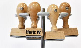 Ab 2017 gibt es eine Erhöhung der Regelsätze von Hartz IV. (Foto)
