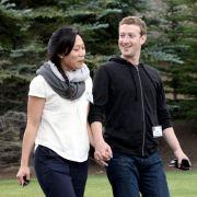 Mark Zuckerberg spendet 3 Milliarden Dollar - und behält 53! (Foto)