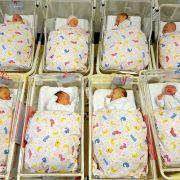 Ausländer sorgen für Babyboom in Deutschland (Foto)