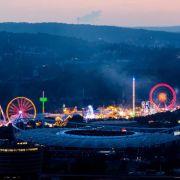 Was das Cannstatter Volksfest 2016 zu bieten hat (Foto)