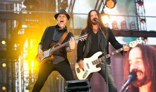 """Die """"Onkelz"""" bringen ein neues Album raus und sind Ende des Jahres wieder auf Tour. (Foto)"""
