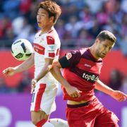 FC Union Berlin schlägt den FC St. Pauli mit 2:0 (Foto)