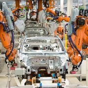 VW-Fließbänder stehen tagelang still (Foto)