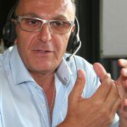 Dipl. med. Safi Hazzan, Facharzt für Neurologie am Kompetenzzentrum RLS und Beinschmerzen in Düsseldorf, beriet Anrufer beim Lesertelefon am 22. September.