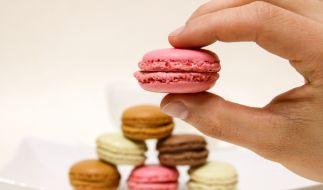 Macarons gehören zu den Lieblingsrezepten von Christian Hümbs. (Symbolbild) (Foto)