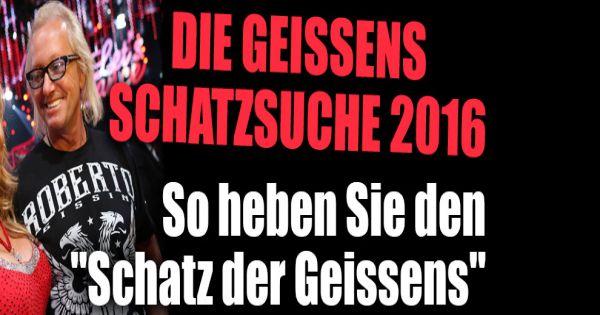 Schatzsuche Geissens