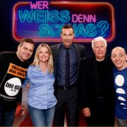 Rate-Duelle mit Sophia Thomalla und Co. in der ARD (Foto)