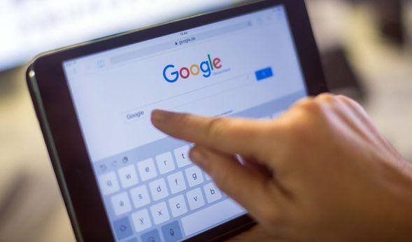 Verstörende Suchergebnisse