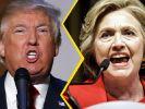 In der Nacht von Montag zu Dienstag stehen sich Clinton und Trump im ersten von drei TV-Duellen gegenüber. (Foto)