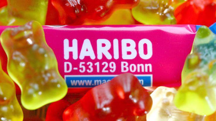 Haribo ist Marktführer für Fruchtgummis und Lakritze. (Foto)