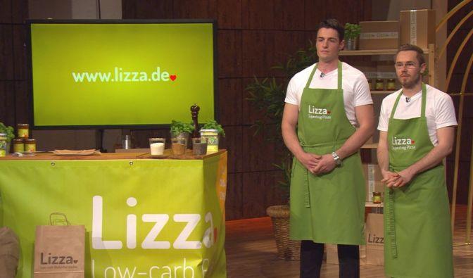 Marc Schlegel (29) und Matthias Kramer (31) haben mit Lizza das erste Teig-Start-up Deutschland ins Leben gerufen. Der Fokus liegt auf einemglutenfreien, kohlenhydratarmen und proteinreichen Pizzateig. (Foto)