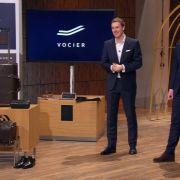 Michael Kogelnik (29) und Vinzent Wuttke (28) wollen mit ihrer Erfindung das Reisen revolutionieren und für faltenfreie Anzüge sorgen. Ihr Gepäcklabel Vocier gibt es seit 2012.