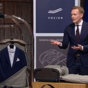 Zu den Kunden von Vocier zählen vor allem Geschäftsmänner aus Asien, USA und Europa. Eine spezielle Produktlinie für weibliche Geschäftsreisende soll nun auch Kundinnen anziehen.