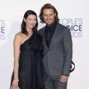 """Das läuft wirklich bei ihr und """"Outlander""""-Star Sam Heughan (Foto)"""