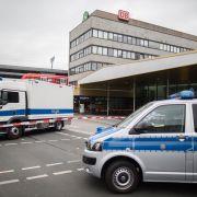 Essener Hauptbahnhof nach Kofferfund evakuiert (Foto)