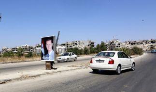 Eine entführte Deutsche in Syrien ist wieder frei. (Foto)