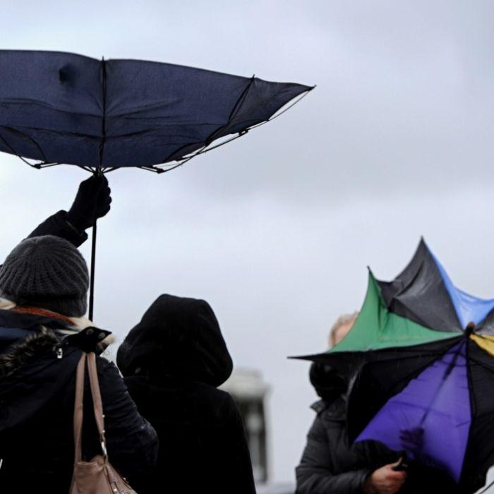Tief Walpurga und Hurrikan Karl bringen kalte Herbst-Stürme (Foto)
