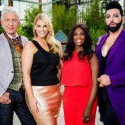 Die Jury-Mitglieder der RTL2-Castingshow