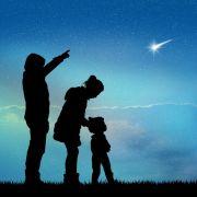 """""""Black Moon"""" und Orioniden leuchten am Nachthimmel (Foto)"""