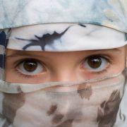 Trotz Verbot - Achtklässlerin geht vollverschleiert zur Schule (Foto)