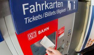 Zum Fahrplanwechsel im Dezember 2016 erhöht die Deutsche Bahn wieder deutlich die Preise. (Foto)